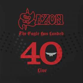 SAXON - The Eagle has landed - 3 CD digipack