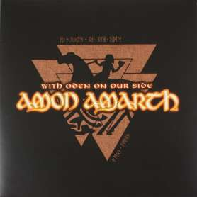 AMON AMARTH - With Oden on our Side - 2 Cd