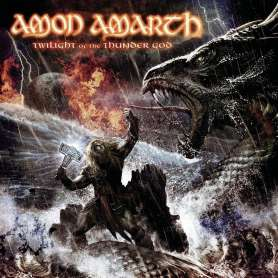 AMON AMARTH - Twilight of...
