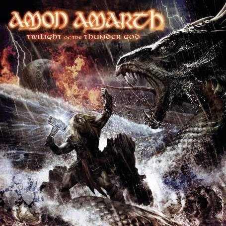 AMON AMARTH - Twilight of the thunder God - Cd / DVD