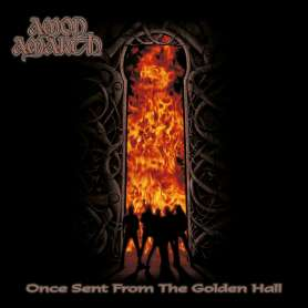 AMON AMARTH - Once sent from the Golden Hall - 2 Cd
