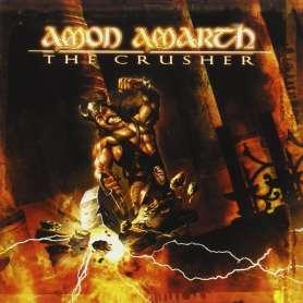 AMON AMARTH - The crusher - 2 Cd