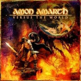 AMON AMARTH - Versus the world - 2 Cd