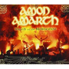 AMON AMARTH - Wrath of the Norsemen - 3 DVD