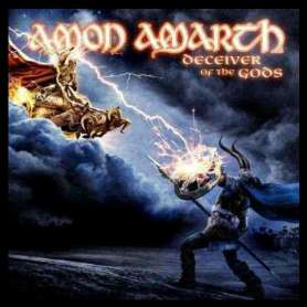 AMON AMARTH - Deceiver Of The Gods - 2Cd
