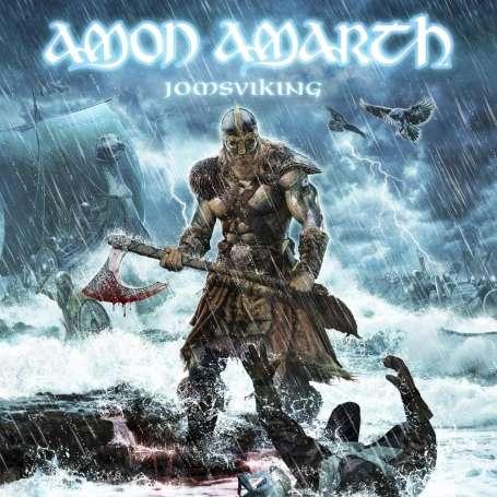 AMON AMARTH - Jomsviking - Cd