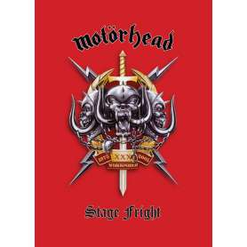 MOTORHEAD - Stage fright