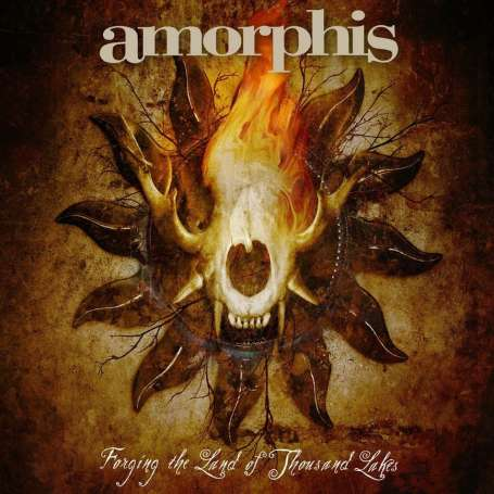 AMORPHIS - Forging the land of thousand lakes - 2Cd / 2DVD
