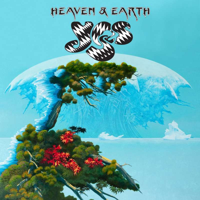 YES - Heaven & Earth - CD Digipack