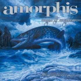 AMORPHIS Magic & mayhem - CD