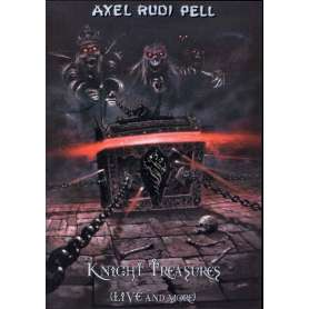 AXEL RUDI PELL - Knight treasures - 2 DVD