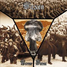 WAXEN - Terror Decree - CD