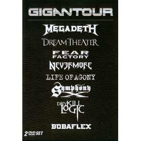 GIGANTOUR - Megadeth, D....