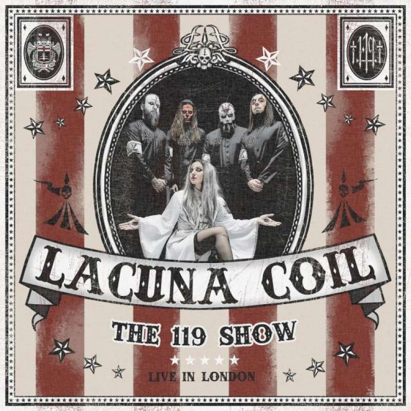 LACUNA COIL - The 119 Show Live In London - 2Cd + DVD