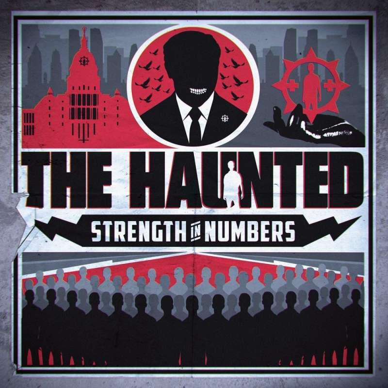 THE HAUNTED - Strength In Numbers - CD