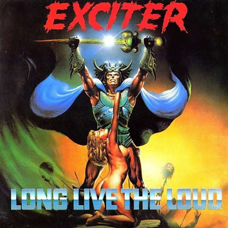 EXCITER - Long live the loud - Cd