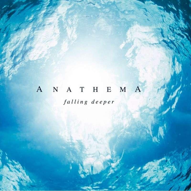 ANATHEMA - Falling deeper - Cd