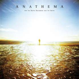 ANATHEMA - We're Here Because we're Here - Cd