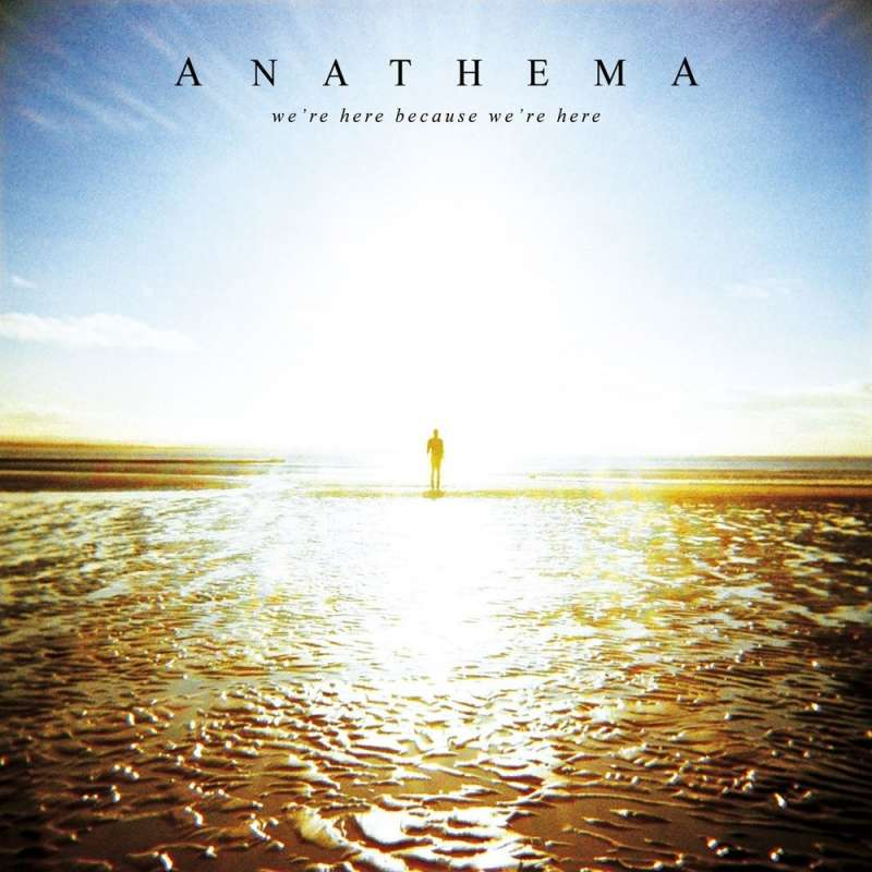 ANATHEMA - We're Here Because we're Here - Cd
