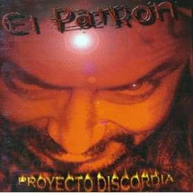 EL PATRON - Proyecto discordia - Cd