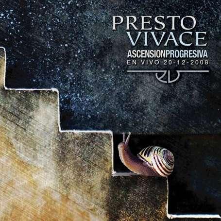 PRESTO VIVACE - Ascención Progresiva - 2CD