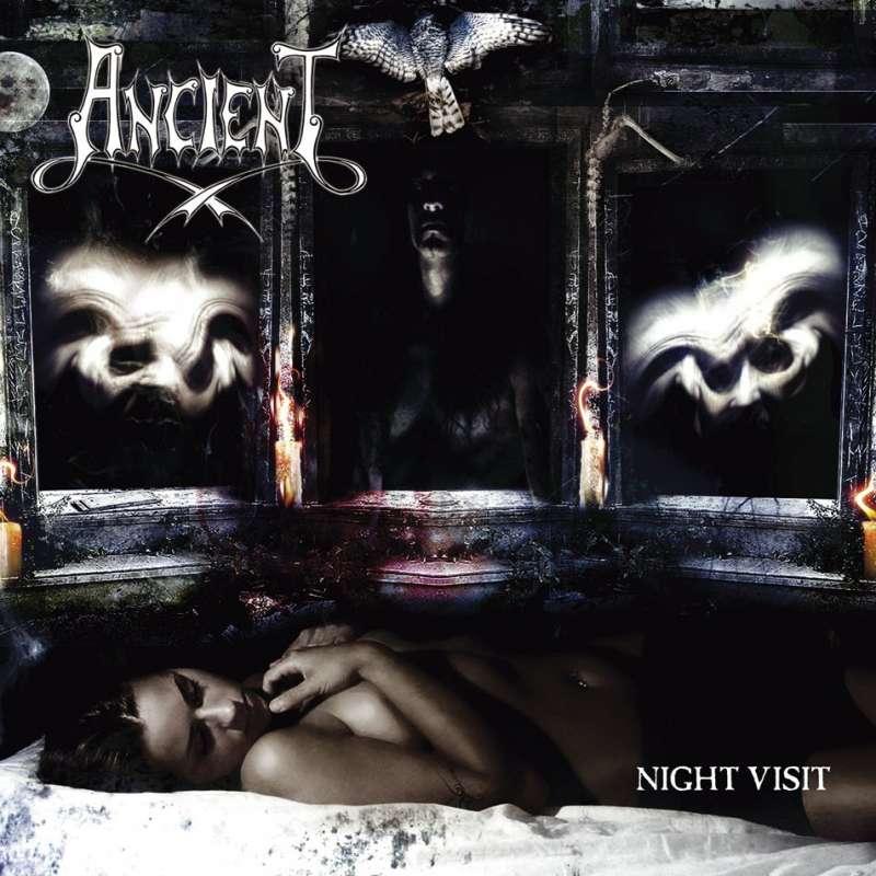 ANCIENT - Night visit - Cd