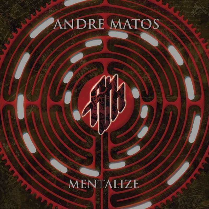 ANDRE MATOS - Mentalize - Cd