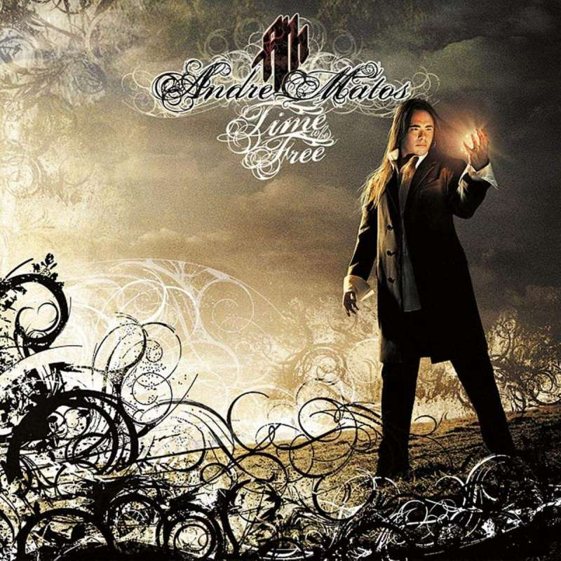 ANDRE MATOS - Time To Be Free - Cd