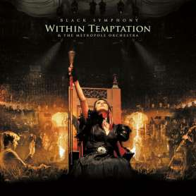 WITHIN TEMPTATION - Black symphony - 2CD