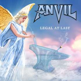 ANVIL - Legal At Last - CD