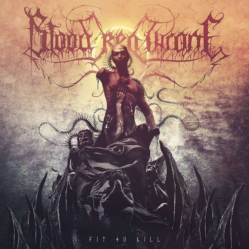 BLOOD RED THRONE - Fit To Kill - CD