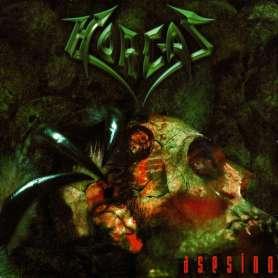 HORCAS - Asesino - CD