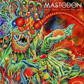 MASTODON - Once More Round The Sun - CD