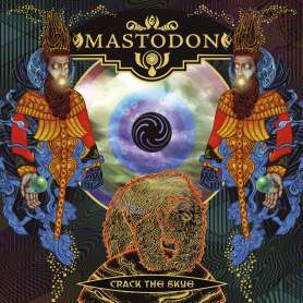MASTODON - Crack the skye - CD