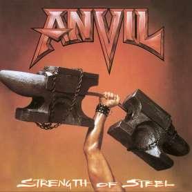 ANVIL - Strength Of Steel - Cd