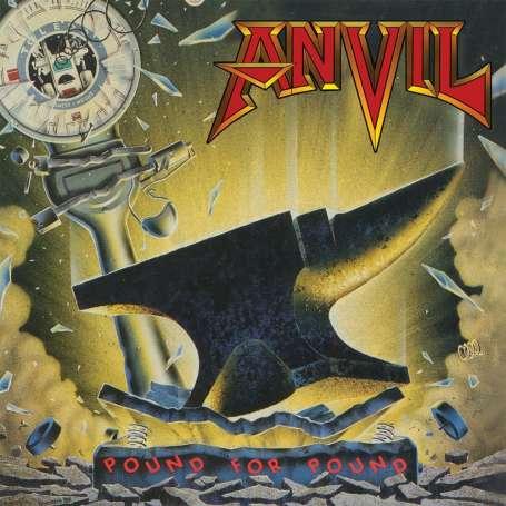 ANVIL - Pound for pound - Cd