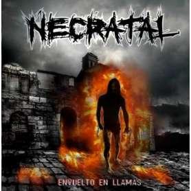 NECRATAL - Envuelto en llamas