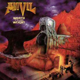 ANVIL - Worth The Weight - Cd