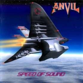ANVIL - Speed of sound - Cd