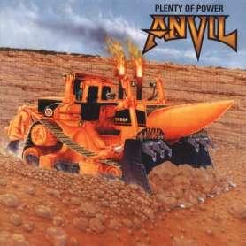 ANVIL - Plenty of power - CD