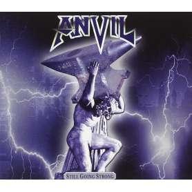 ANVIL - Still going strong - Cd