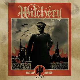 WITCHERY - Witchkrieg - Cd