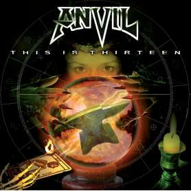 ANVIL - This Is Thirteen - Cd