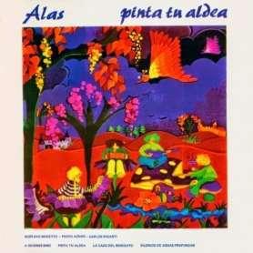 ALAS - Pinta Tu Aldea - CD