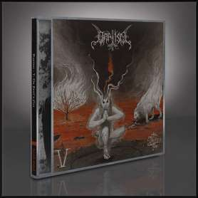 BAPTISM - V: The Devil's Fire - CD