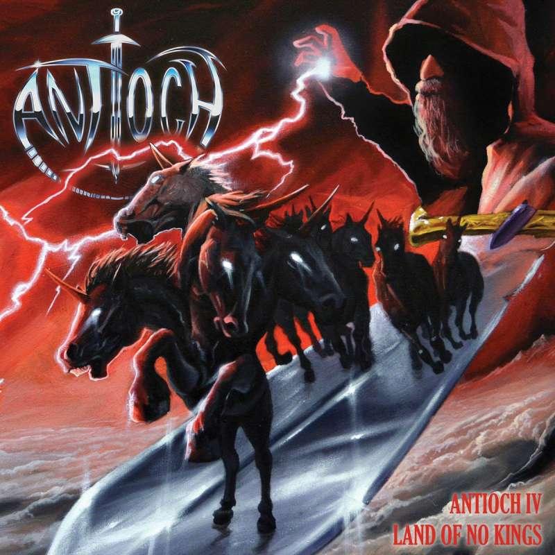ANTIOCH - Antioch IV: Land Of No Kings - CD
