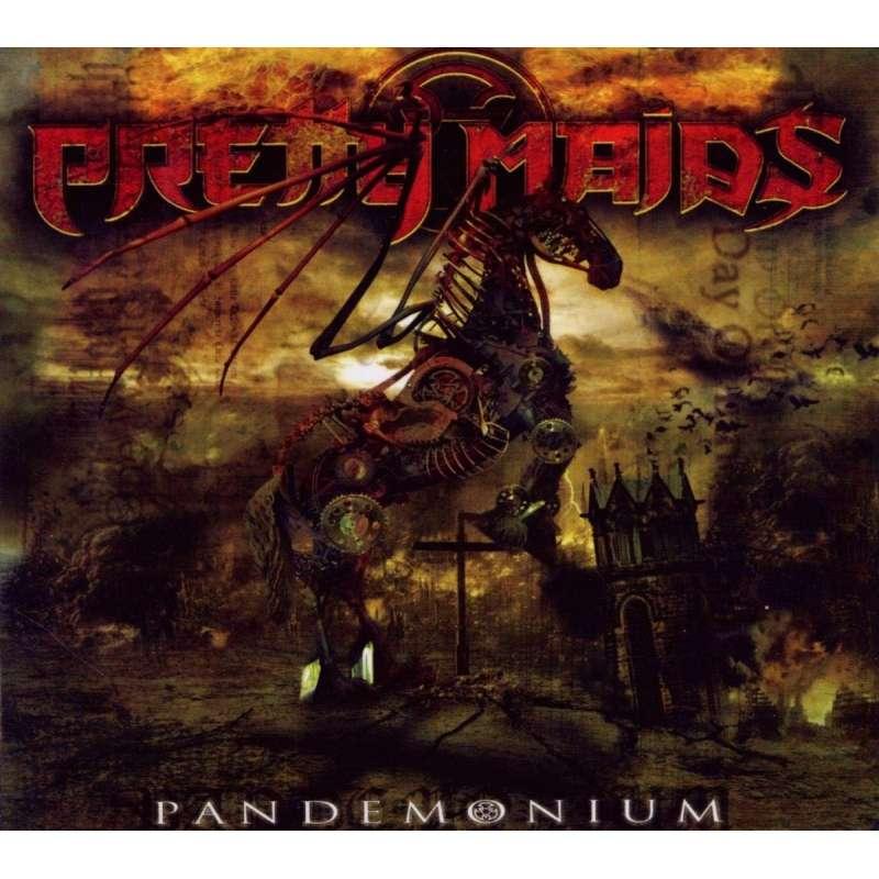 PRETTY MAIDS - Pandemonium - Cd