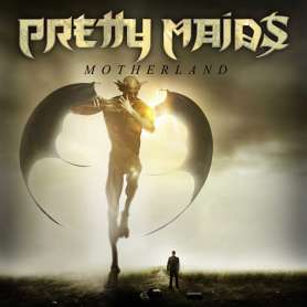PRETTY MAIDS - Motherland - Cd