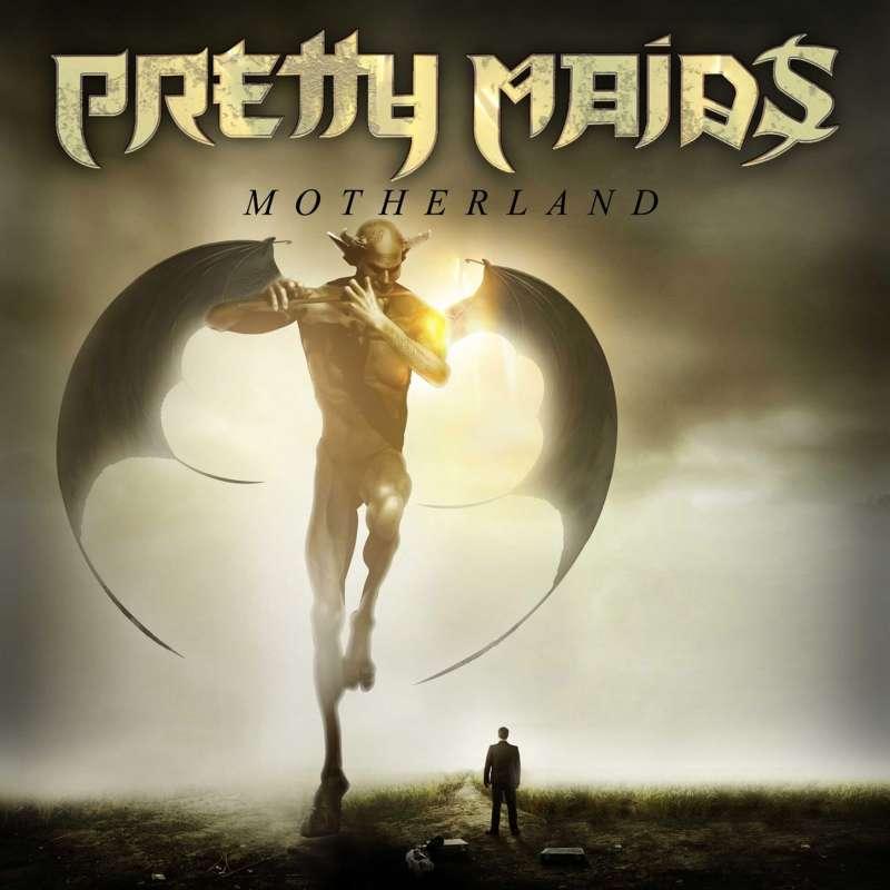 PRETTY MAIDS - Motherland - Cd