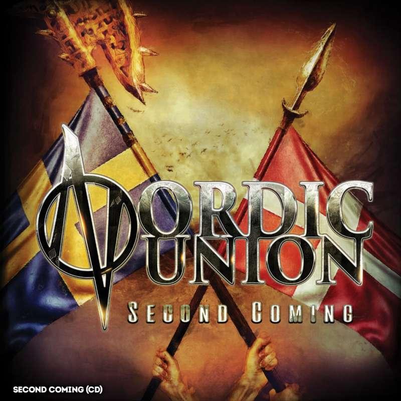 NORDIC UNION - Second Comin - Cd